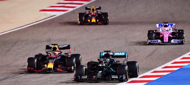 Wolff keeps saying Mercedes may be beaten this season