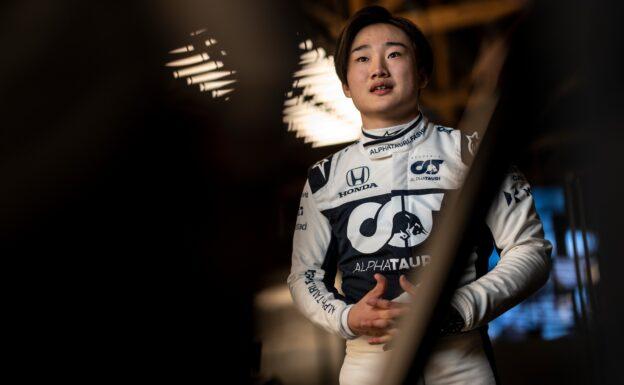 ALL ACCESS | Yuki Tsunoda's First F1 Race