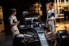 Tost sure Tsunoda will become first Japanese F1 title winner