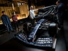 2021 AlphaTauri AT02 F1 Car launch pictures