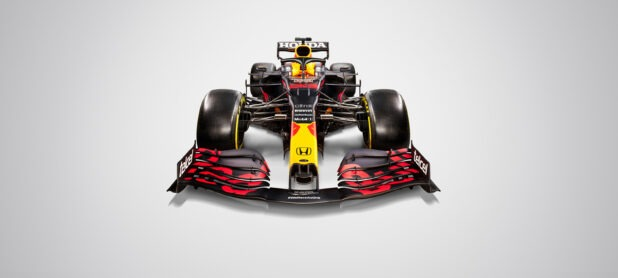 2021 Red Bull Racing RB16B F1 Car launch pictures