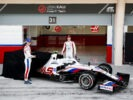 Haas team boss says Schumacher is more humble than Mazepin