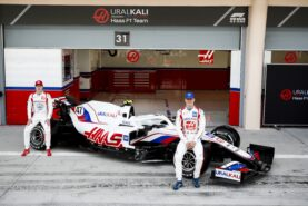 Mazepin resisting number two status at Haas team?