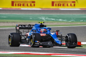 Alpine can't compare their Renault engine with a other team