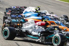 Hulkenberg gets a taste of this season's F1 cars in simulator