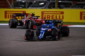 Prost says Alonso knows it is impossible to win this season