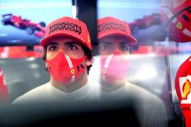 Ferrari Quickfire Q&A - Carlos Sainz