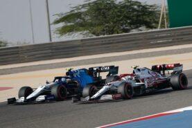 Williams and Alfa Romeo turn their focus on next season