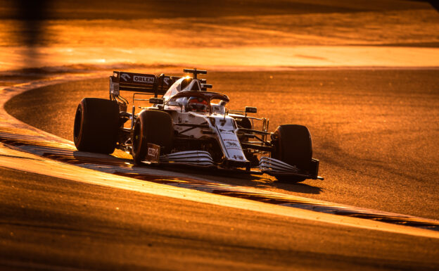 Russell says Alfa Romeo made the biggest step this season