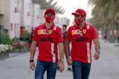 Binotto claims Ferrari now can 'finally' rely on both pilots