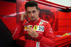 Charles Leclerc 2021 Beyond the Grid interview