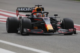 Report of final day of 2021 F1 testing in Bahrain