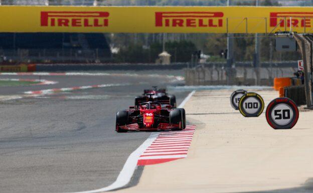 Bahrain Grand Prix Preview - Scuderia Ferrari 2021