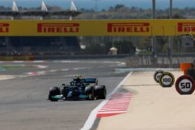 Mercedes 2021 F1 Test Debrief Video