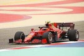 Sainz not worried about becoming next Vettel at Ferrari