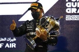 2021 Bahrain Grand Prix Race Results
