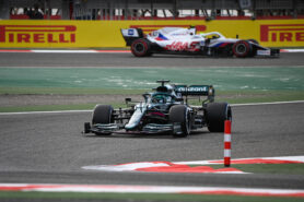 Mercedes link negative for Aston Martin performance this season?