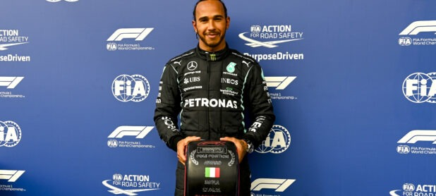 Mercedes team boss 'can't imagine' Hamilton leaving next season