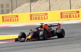 Derde resultaten vrije training 2021 Bahrein F1 GP