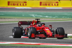 Leclerc says he won't even leave Ferrari for double salary