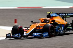 Now McLaren may be ahead of Mercedes this season?