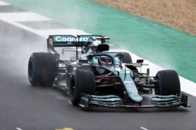 Vettel says climate change a serious problem for future F1