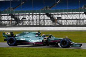 Vettel explains his 'sensitive' driving style