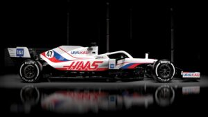 FIA says Haas' new Russian car livery is legal