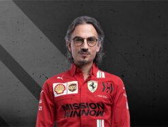 Ferrari's Laurent Mekies talks about changed F1 Sporting Regulations