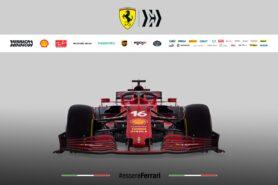 New Scuderia Ferrari SF21 Car launch video