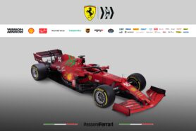 Ferrari's test driver says new engine will recover large part of deficit