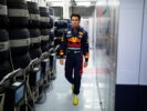 Pressure slowly building on Perez at Red Bull team