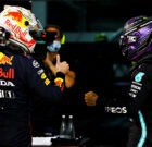 Verstappen plays down Hamilton shoulder nudge incident