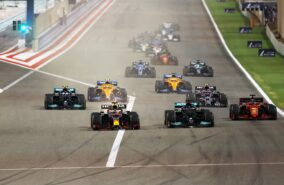 2021 Bahrain Grand Prix Timelapse Race Recap