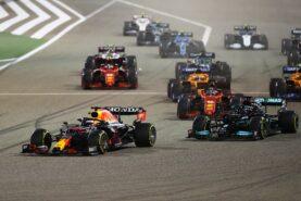 Sir Lewis's F1 Bahrain thriller by Peter Windsor