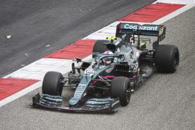 Vettel's friends are sure Vettel will shine again at Aston Martin