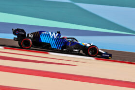 Russell admits no technical boss at Williams was crazy