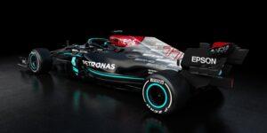 James Allison explains the new Mercedes W12