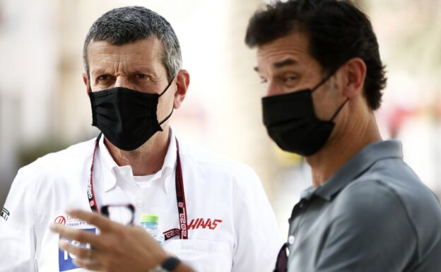 Steiner confirms Haas Team future in F1 is secure