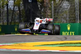 Steiner says Mazepin must stop crashing 'at some point'