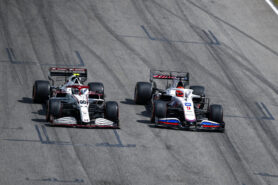 Mazepin admits F1 is every man for himself
