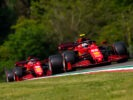 Sainz says he is not slower than Leclerc