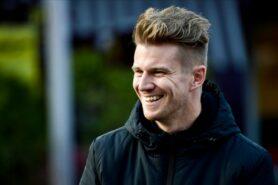 Aston Martin confirms Hülkenberg as reserve for this season