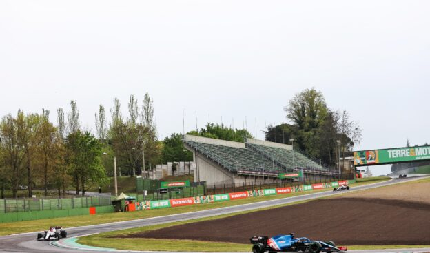 Imola track aims for new three-year F1 race deal