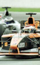 2001 Malaysian F1 Grand Prix Rain chaos footage