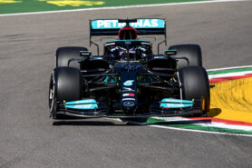Second Free F1 Practice Results 2021 E. Romagna F1 GP (FP2)