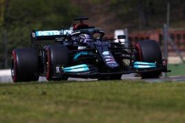 F1 Qualifying Results 2021 E. Romagna Grand Prix