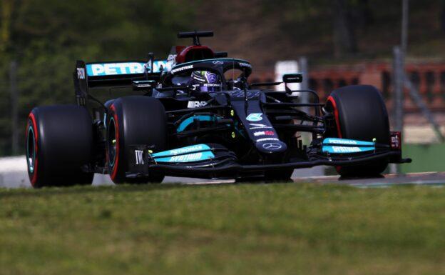 F1 Qualifying Results 2021 E. Romagna Grand Prix & Pole Position