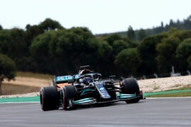 Second Free F1 Practice Results 2021 Portuguese F1 GP (FP2)