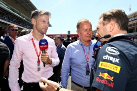 In the Fast Lane Episode 31: Martin Brundle